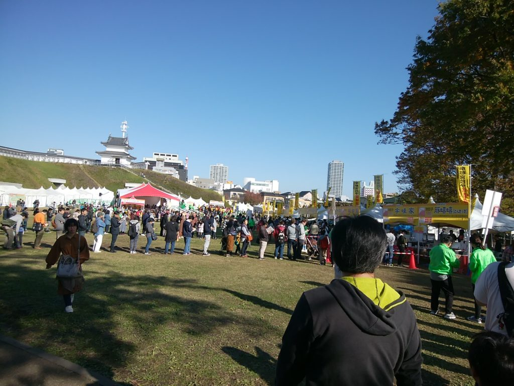餃子祭り④